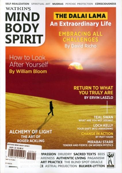 WATKINS MIND BODY SPIRIT 62/2020
