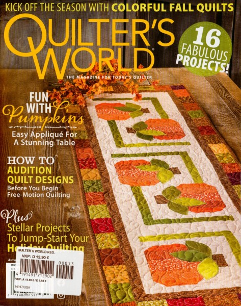 QUILTER´S WORLD 53/2020