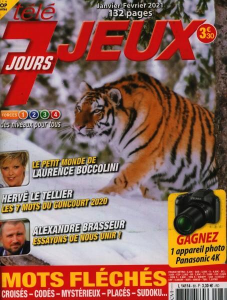 tèlè 7 JOURS JEUX 88/2021