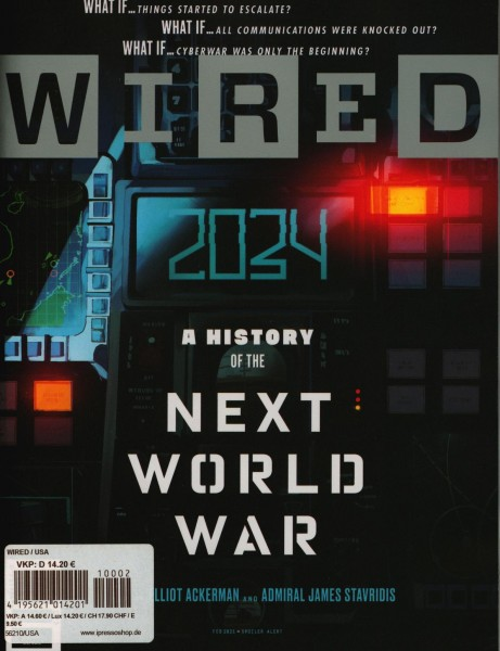 WIRED (US) 2/2021