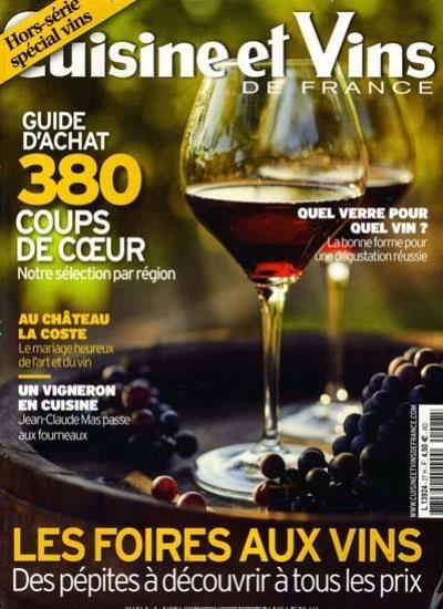 Cuisine et Vins DE FRANCE 196/2020