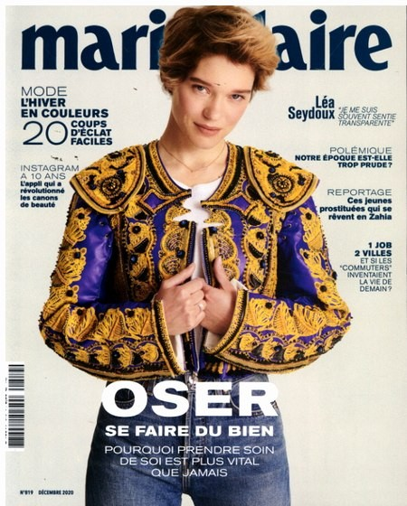 marie claire (FR) 819/2020