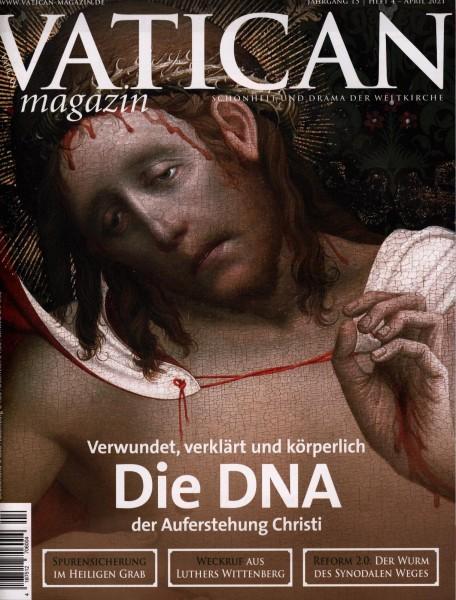 Vatican Magazin 4/2021