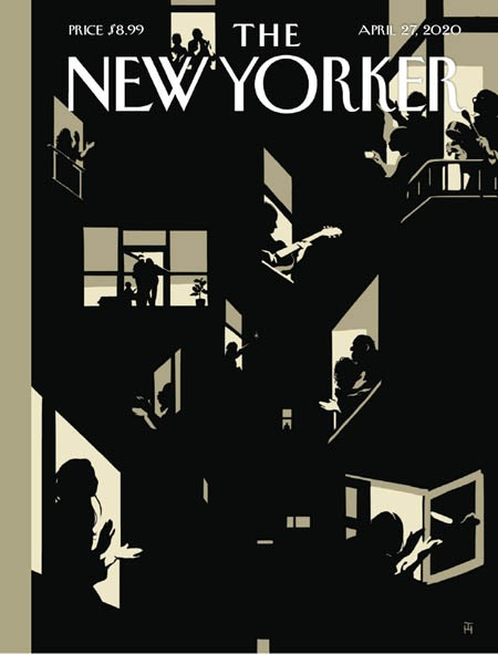 THE NEW YORKER 18/2020