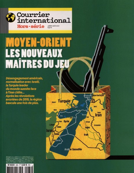 COURRIER INT. SPECIAL 83/2021