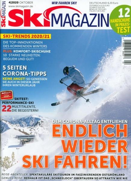 Ski MAGAZIN 4/2020
