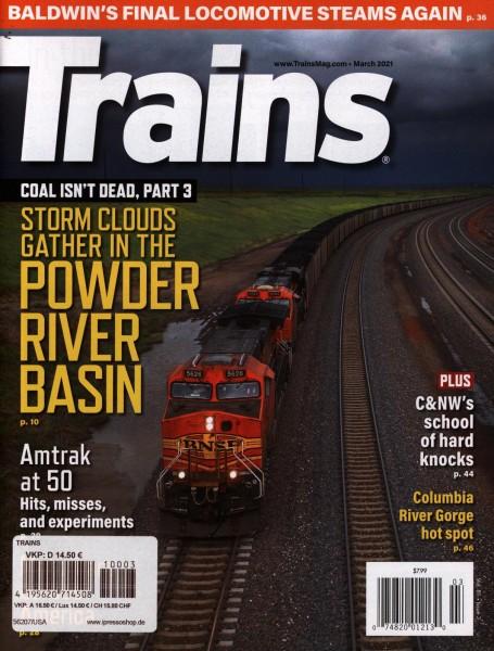 Trains 3/2021