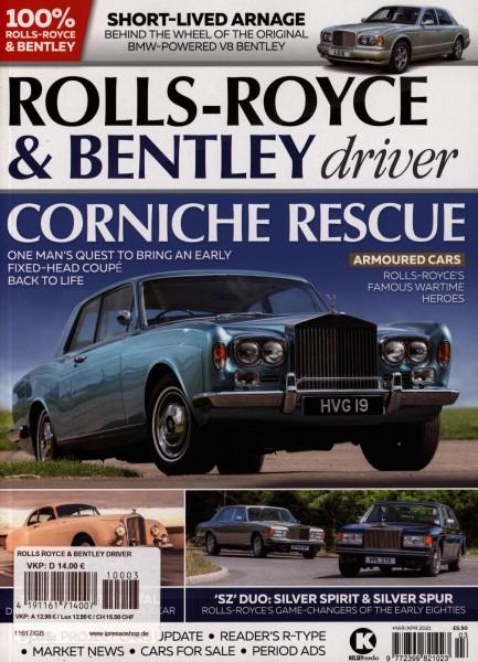 ROLLS-ROYCE & BENTLEY driver 3/2021
