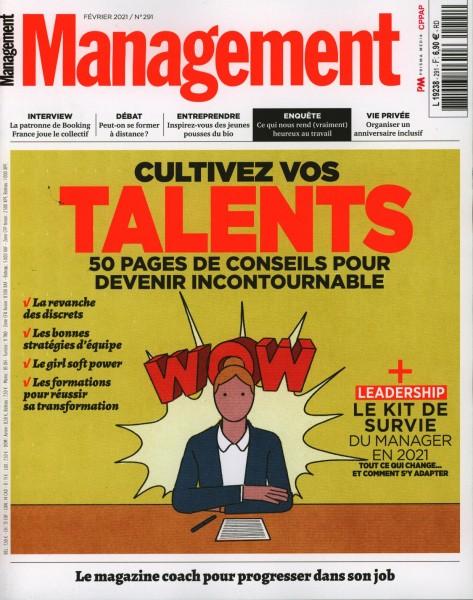 Management 291/2021