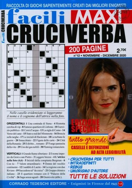facili MAXI CRUCIVERBA 12/2020