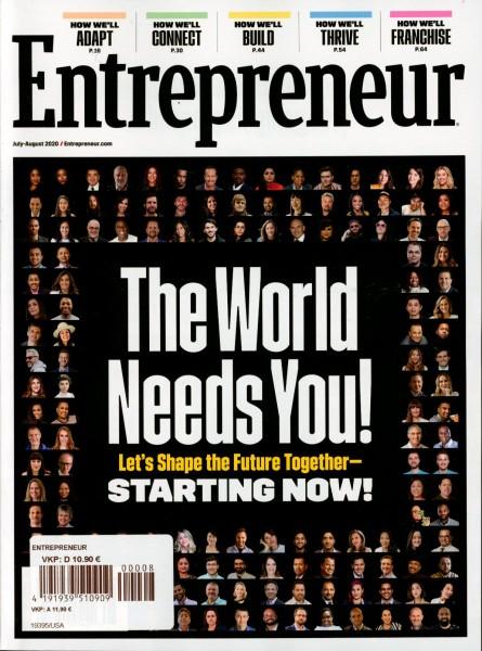 Entrepreneur 8/2020