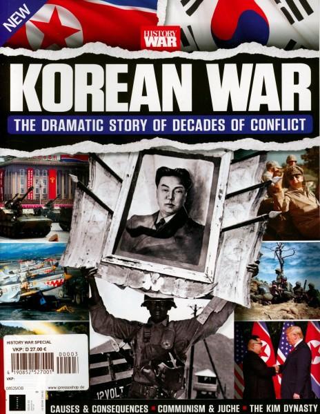 HISTORY WAR SPECIAL 3/2020