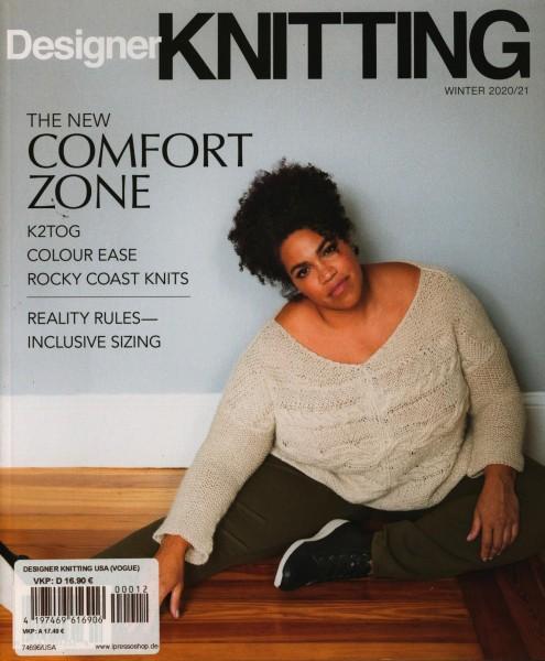 Designer KNITTING 12/2020