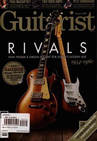 Guitarist 469/2021