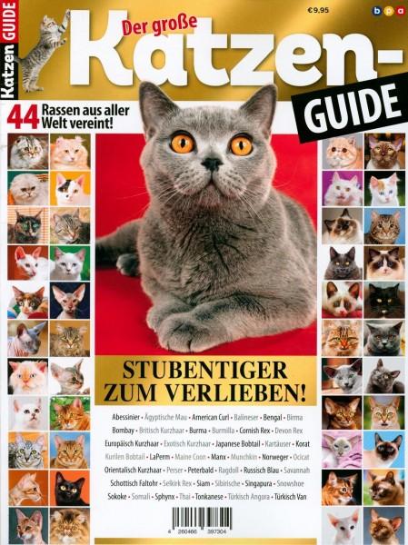 Der große Katzen-GUIDE 1/2020