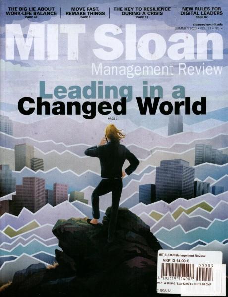 MIT SLOAN Management Review 3/2020