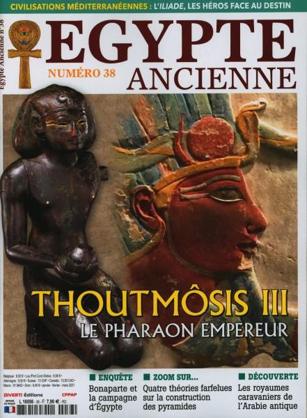 EGYPTE ANCIENNE 38/2021