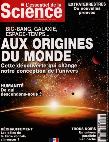 L´essentiel de la Science 52/2021