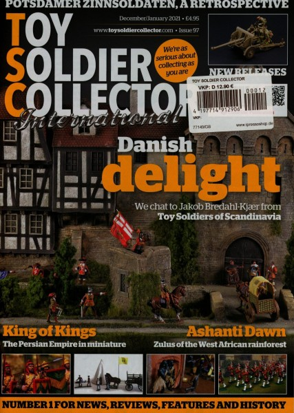 TOY SOLDIER COLLECTOR 12/2020