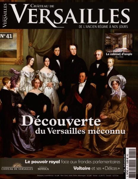 CHATEAU DE VERSAILLES 41/2021