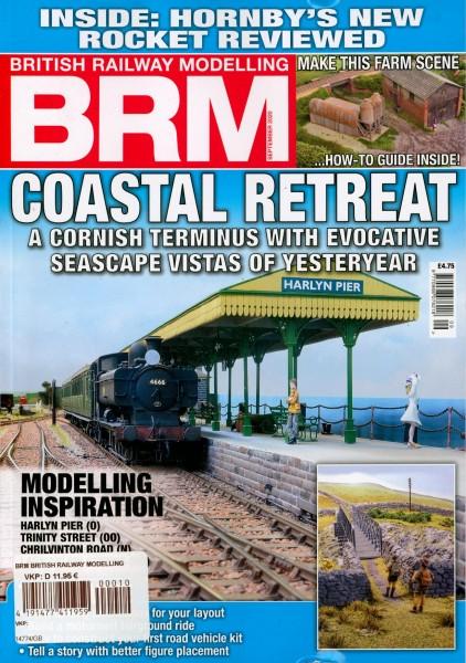 BRM BRITISH RAILWAY MODELLING 10/2020