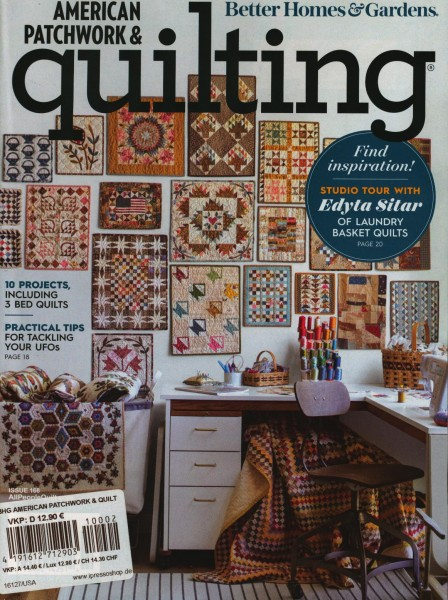 AMERICAN PATCHWORK & quilting 2/2021