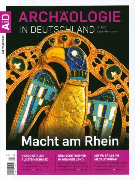 Archäologie in Deutschland 6/2020