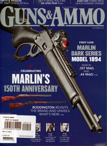 GUNS & AMMO 10/2020