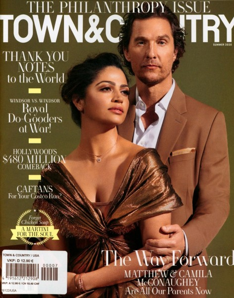 TOWN&COUNTRY 7/2020