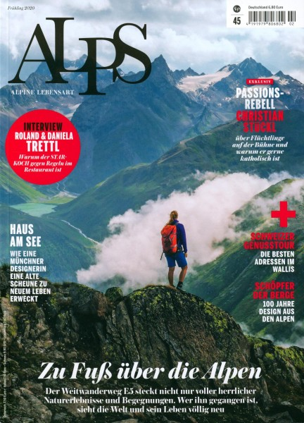 ALPS # 45 Frühling 20