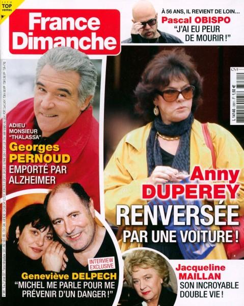 France Dimanche 3881/2021