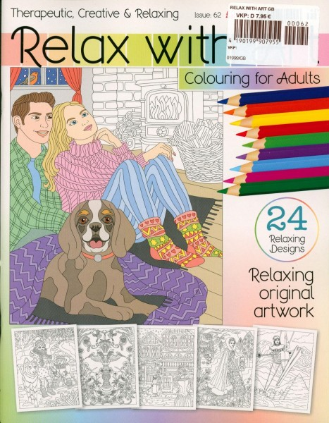 Relax with Art 62/2020