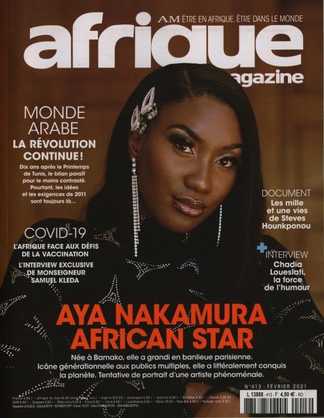 afrique magazine 413/2021