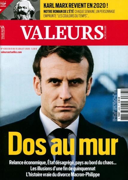 VALEURS ACTUELLES 4363/2020