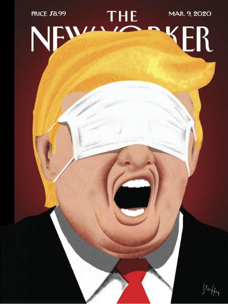 THE NEW YORKER 11/2020