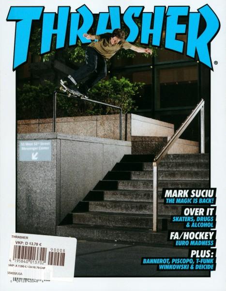 THRASHER 8/2019