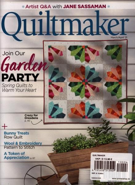 Quiltmaker 4/2021