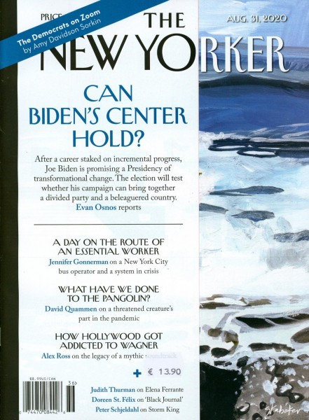 THE NEW YORKER 36/2020