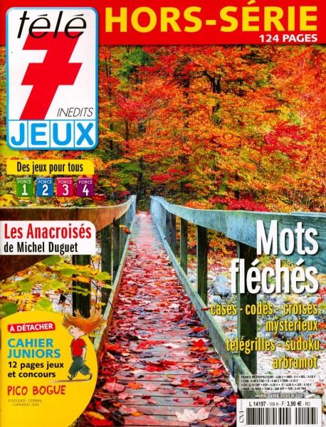 tèlè 7 JEUX HORS-SÉRIE 109/2020