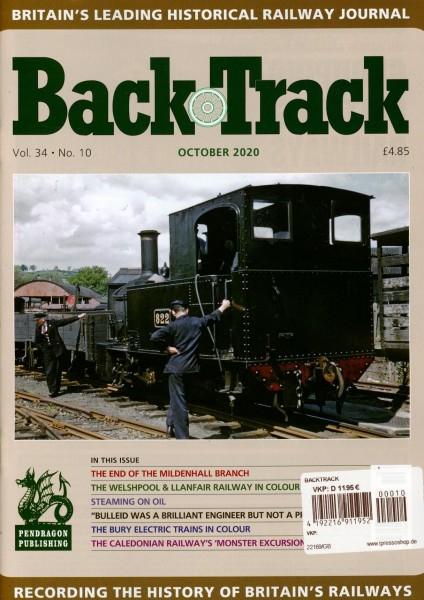 Back Track 10/2020