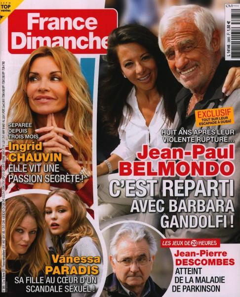France Dimanche 3885/2021
