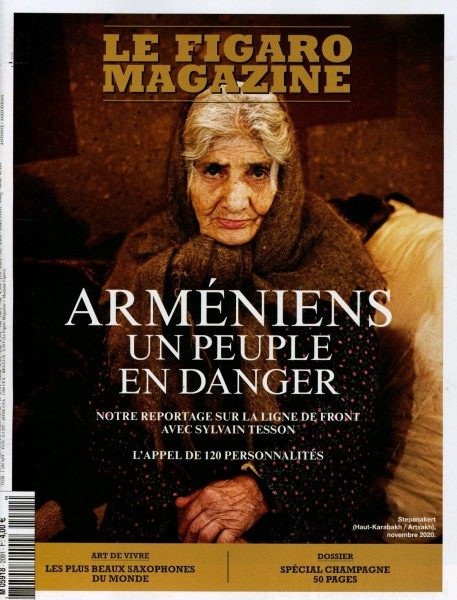 LE FIGARO MAGAZINE 2091/2020