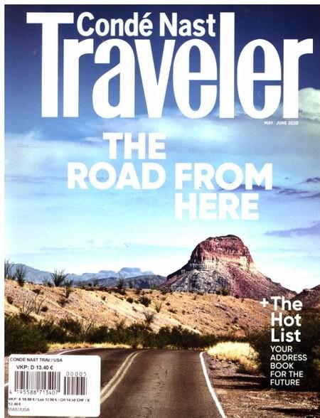 Condé Nast Traveler (US) 5/2020