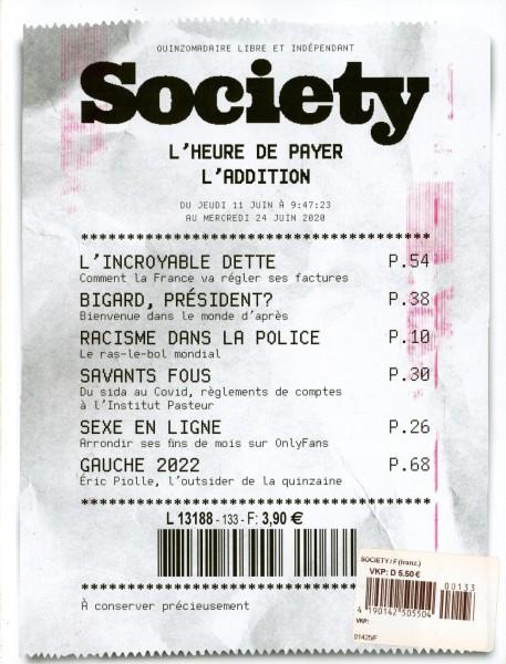 Society (FR) 133/2020