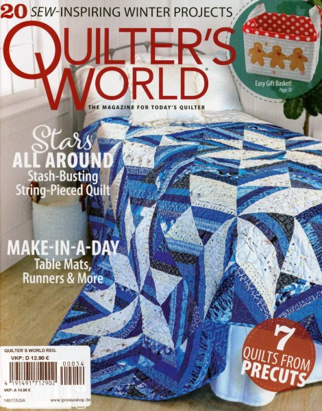 QUILTER´S WORLD 54/2020