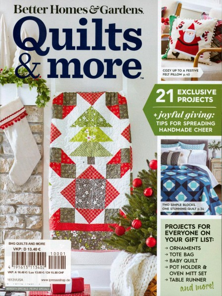 BHG Quilts & more 1/2021