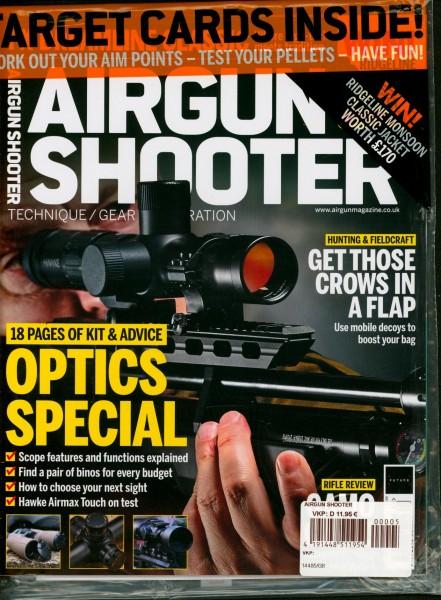 AIRGUN SHOOTER 5/2020