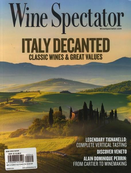 Wine Spectator 44/2020