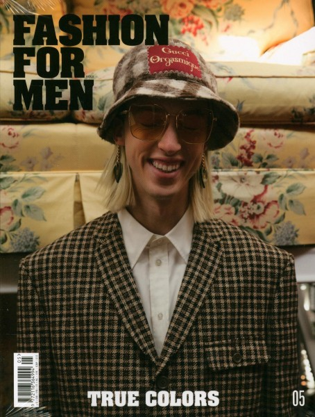 FASHION FOR MEN Cover B