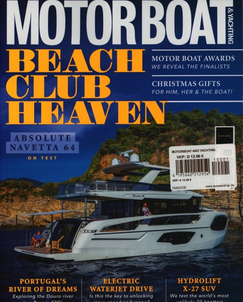 MOTORBOAT & YACHTING 1/2021